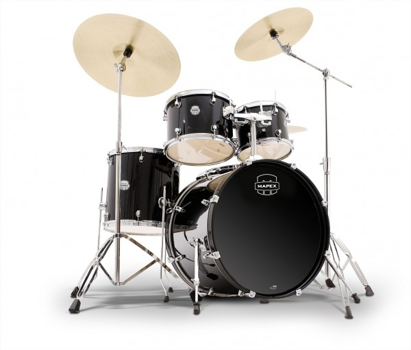 Mapex MXVR5045ZDK Voyager Rebel Drum Set