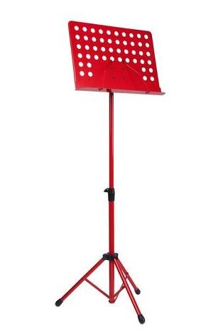 RockStand RS 10100 R Orchestra Music Stand Red