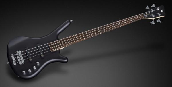 Warwick RockBass Corvette Basic, 4-String - Nirvana Black Transparent Satin