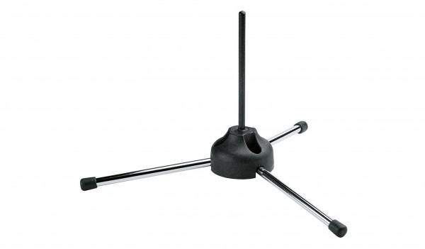 K&M 15260 Flötenständer - vernickelt