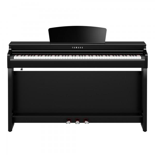 Yamaha CLP-725 B Clavinova Digitalpiano, Black
