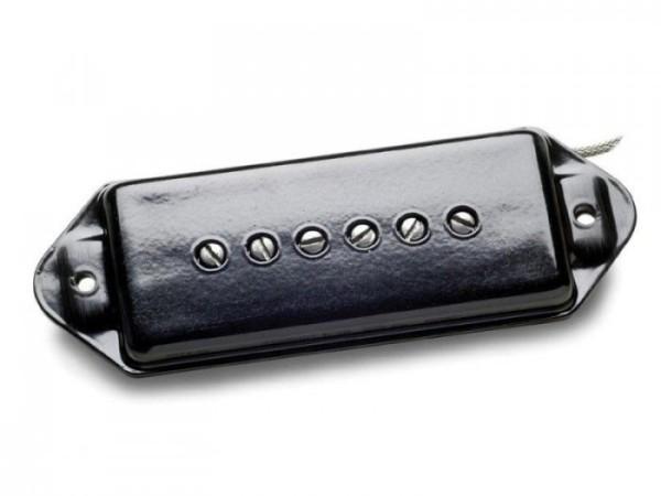 Nordstrand NP9.0, P90 Style Pickup, Black Cover - Set