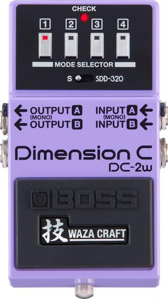 Boss DC-2W Dimension C Wazacraft
