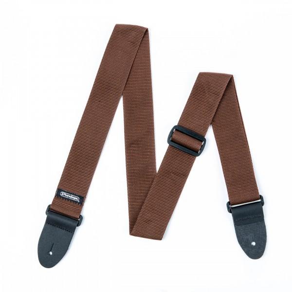 Dunlop Poly Strap - Brown