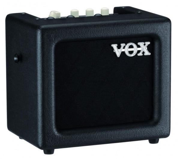VOX Mini3 G2 BK Modeling Amp