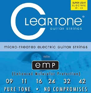 CLEARTONE CT 9409 E-Gitarren Saiten