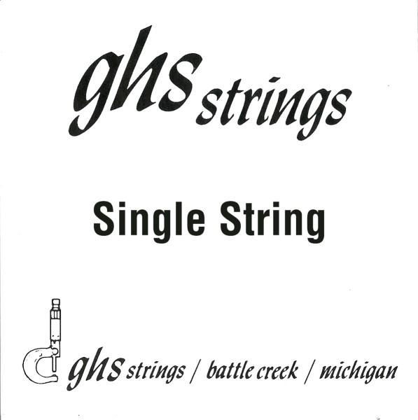 GHS Phosphor Bronze - B24 - Acoustic Guitar Single String, .024, wound