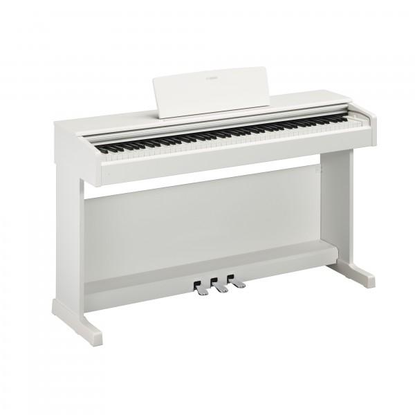 YAMAHA Arius YDP-144 WH Digital Piano Weiß