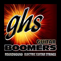 GHS Guitar Boomers, Guitar Single String, .017, plain