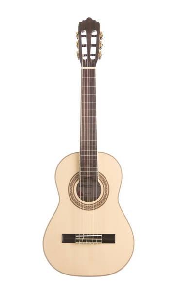 LA MANCHA Rubi S/53 Kinder-Konzertgitarre
