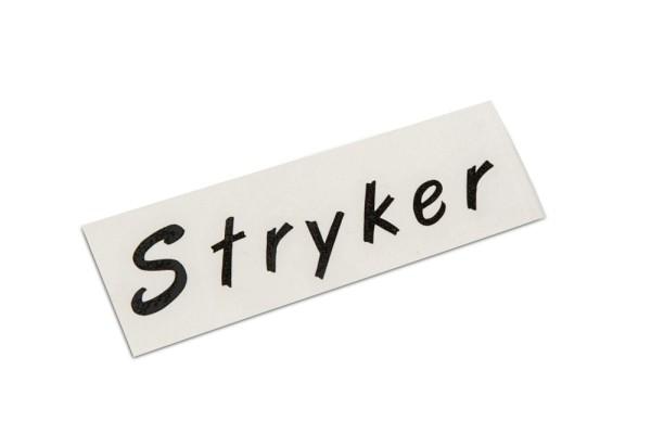 Warwick Parts - Warwick Stryker Headstock Decal - Black