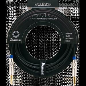 Ibanez APC10 Instrumenten-Kabel Amphenol Plug 305 cm