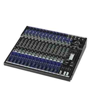 WHARFEDALE SL 1224 USB Mischpult