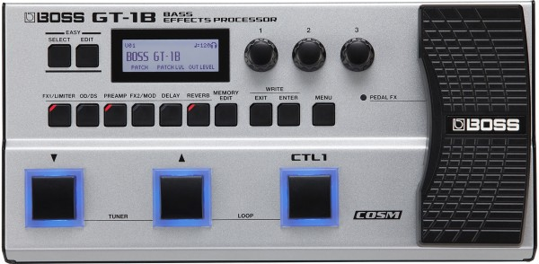 Boss GT-1B Bass Multieffekt