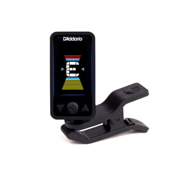 PLANET WAVES PW-CT-17 Eclipse Headstock Tuner, Black