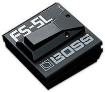 Boss FS-5L Fußschalter mit LED
