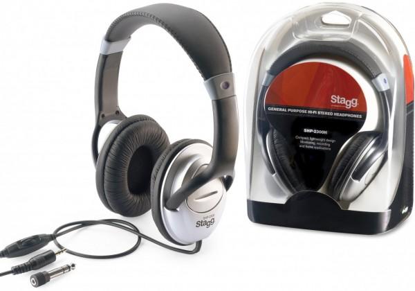Stagg SHP-2300H HiFi Stereo Kopfhörer
