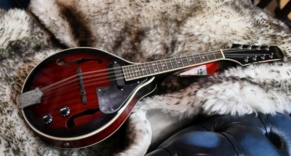 STAGG M50E Bluegrass Mandoline