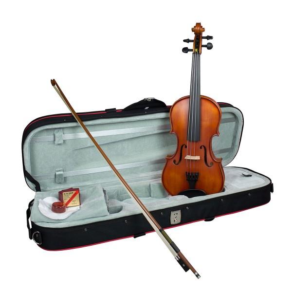 HIDERSINE Studenti 3180D 1/4 Violin-Set