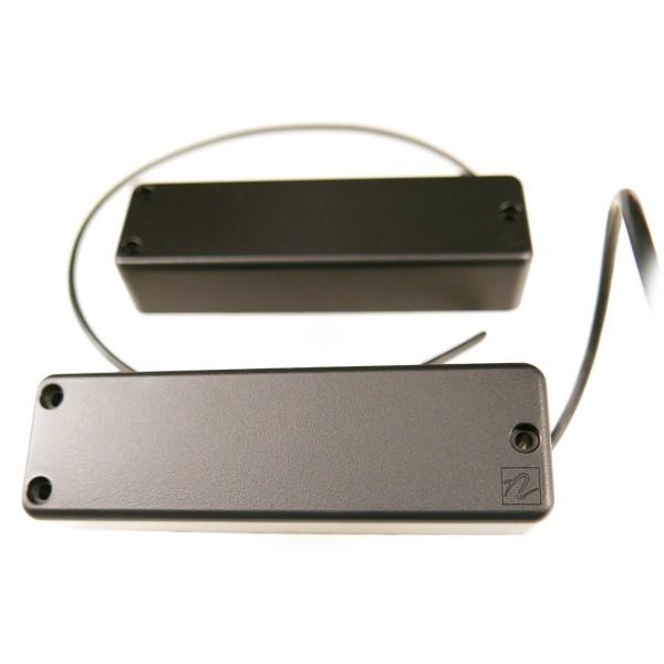 Nordstrand Dual Blade 5, Neodymium Magnets Dual Blade Pickup - 5 Strings, Set