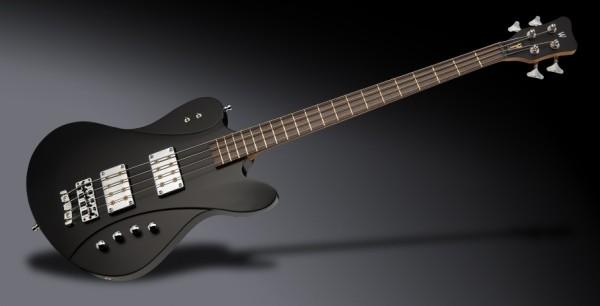 Warwick Teambuilt Pro Series Idolmaker, 4-String - Nirvana Black Transparent Satin