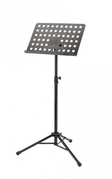 K&M 11940 Orchesternotenpult - schwarz