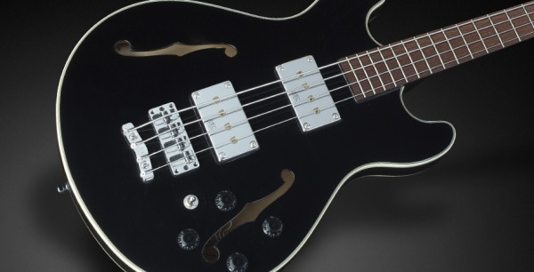 Warwick RockBass Star Bass, 4-String - Black Solid High Polish