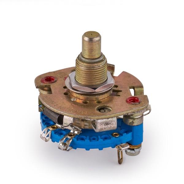 MEC Rotary Switch, 4-Position, 4-Pole, for Framus Nashville