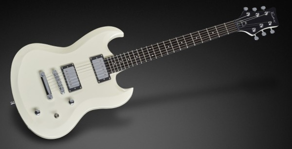 Framus D-Series S 370 XG - Solid Creme White High Polish