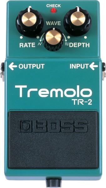 Boss TR-2 Tremolo Effekt