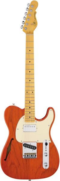 G&L Tribute Asat Classic Bluesboy E-Gitarre Semi Hollow, CO, MP
