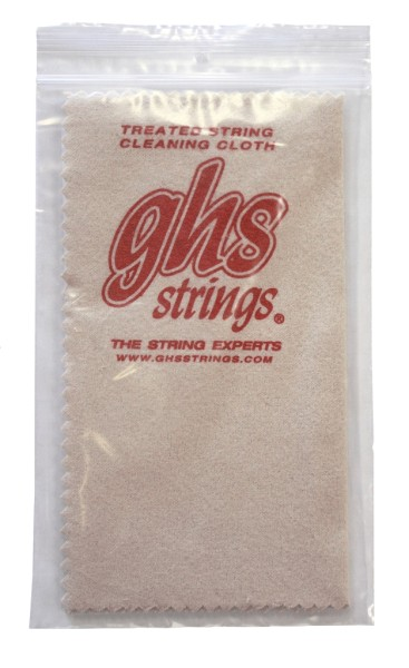 GHS Guitar Treated String Cleaning Cloth