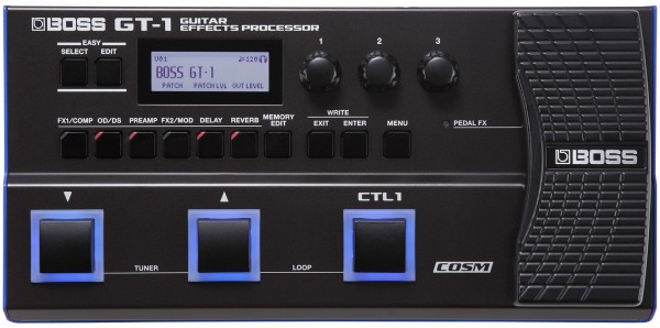 Boss GT-1 Multieffekt