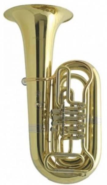 MUSICA B-Tuba, 4 Ventile, Minibal