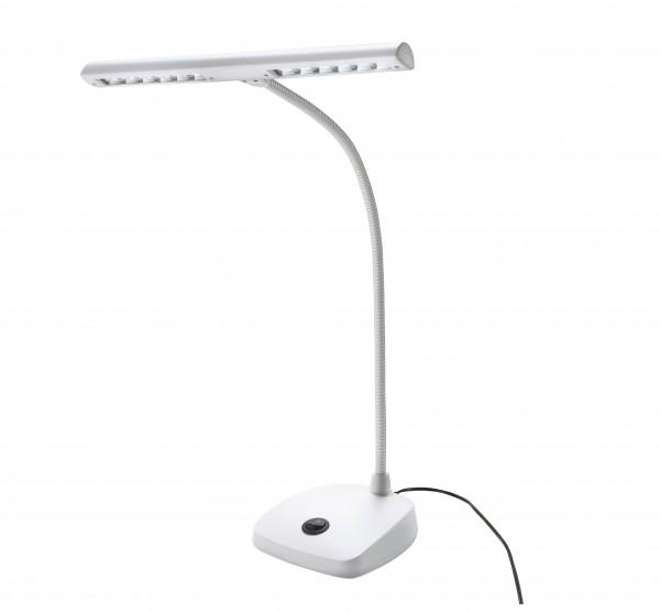 K&M 12297 LED Pianoleuchte Weiß