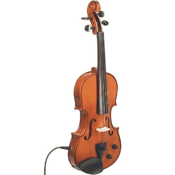 STENTOR SR1515A E-Violine 4/4, Student II, Set