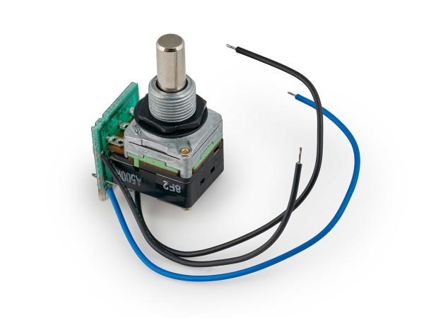 MEC Tone Pot Module, A500K, w/ PCB, Lefthand