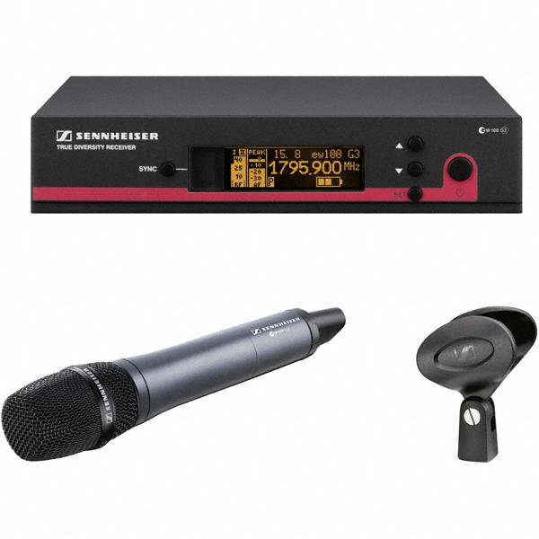 SENNHEISER EW 100-935 G3-1G8 UHF Wireless System
