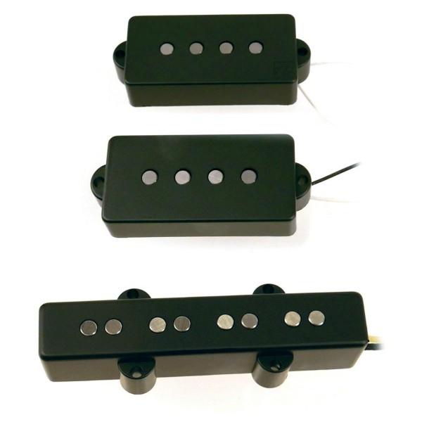 Nordstrand Pickup Set NP4V + NJ4 Bridge Position, 4 Strings