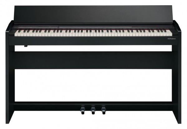ROLAND F-140R CB Digital Piano schwarz matt