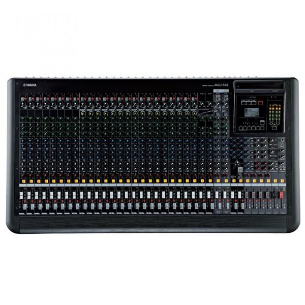 YAMAHA MGP 32X 32-Kanal-Premium-Mischkonsole Mischpult