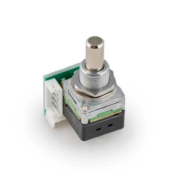 MEC Volume Pot Module, B500K, Push/Pull, R4 Connector