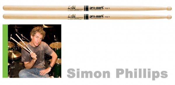 PROMARK TX707W Drum Sticks