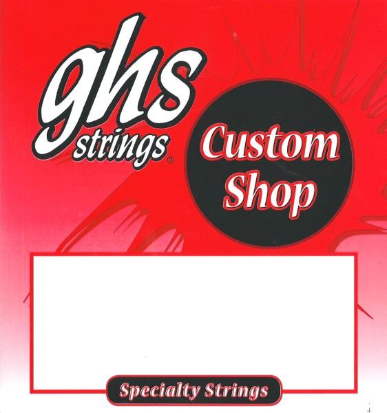 GHS Progressives - 5L8000 - Bass String Set, 5-String, Light, .045-.126