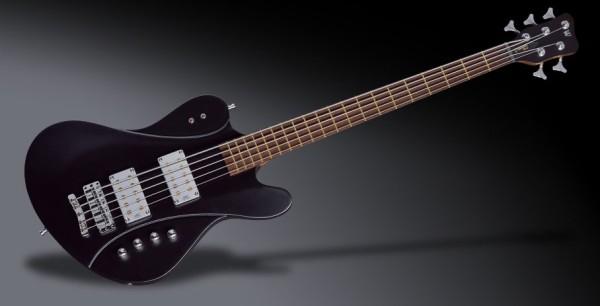 Warwick Teambuilt Pro Series Idolmaker, 5-String - Nirvana Black Transparent Satin